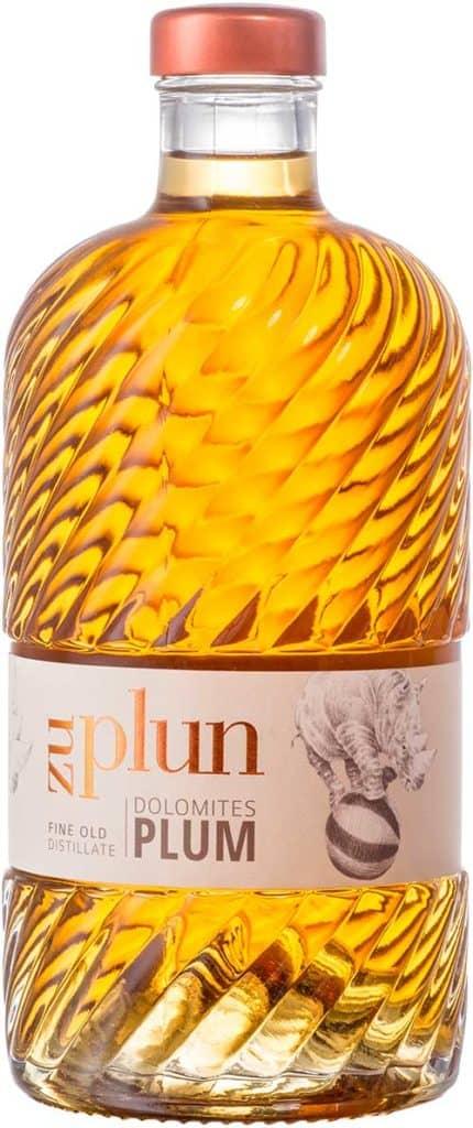 Distillato di prugne old Zu Plun