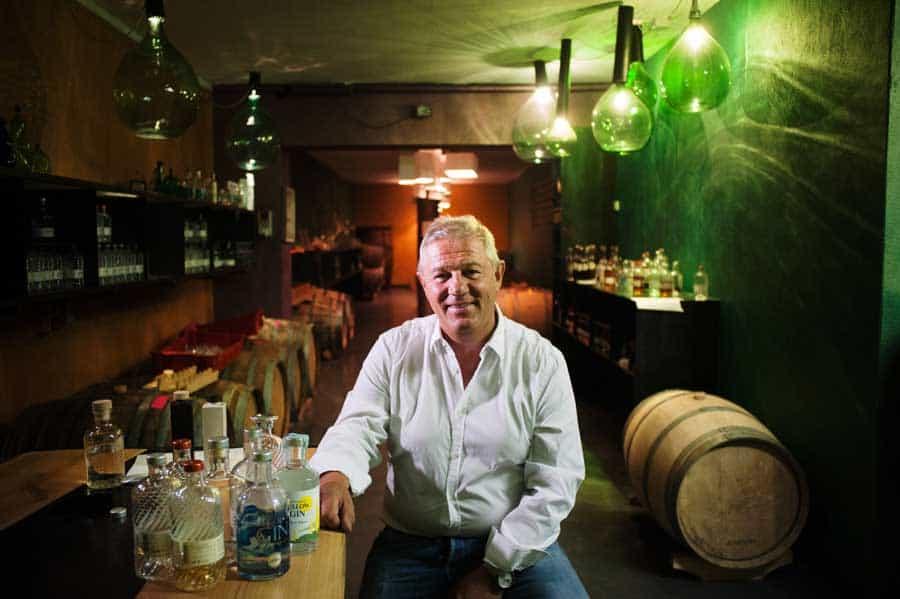 Miglior gin Florian Rabanser