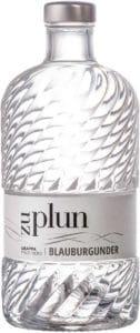 Grappa Pinot nero Blauburgunder - Zu Plun