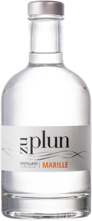 Distillato di albicocca Marille - Zu Plun