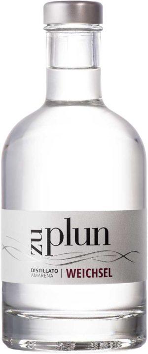 Distillato di amarena Weichsel Zu Plun